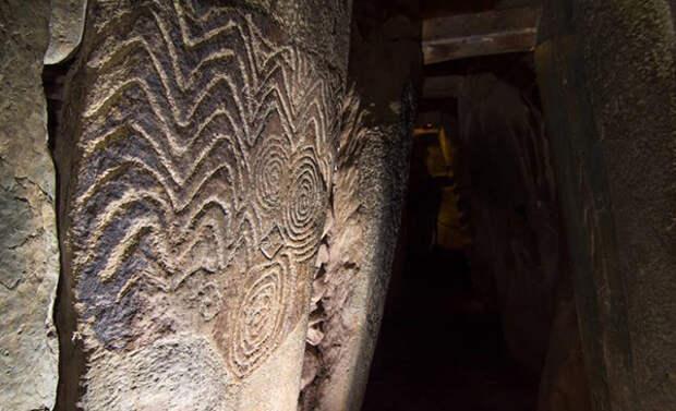 Народ богини Дану и добрый бог Дагда