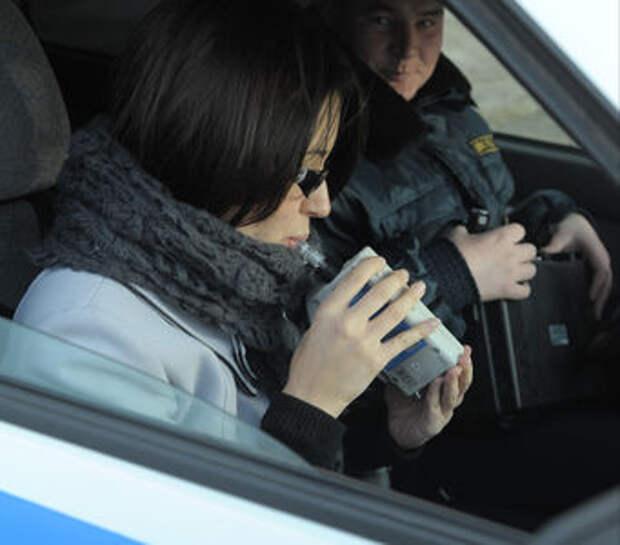 Кабмин выясняет, почему водители отказываются от проверки на алкоголь