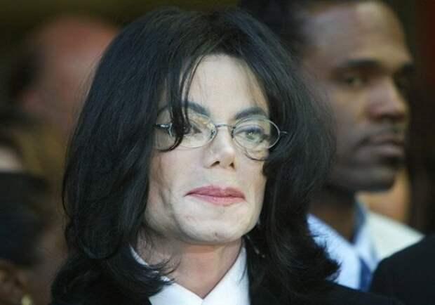 Майкл Джексон. Фото последних лет жизни | Фото: addfun.ru