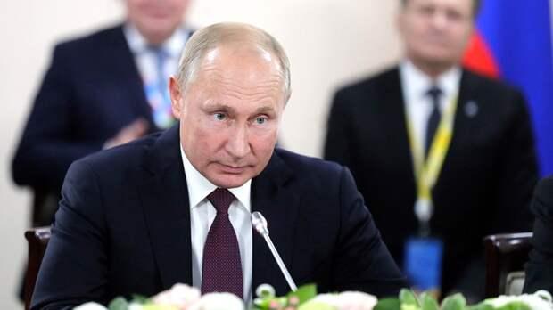 В Кремле подтвердили несколько встреч Путина в Сочи