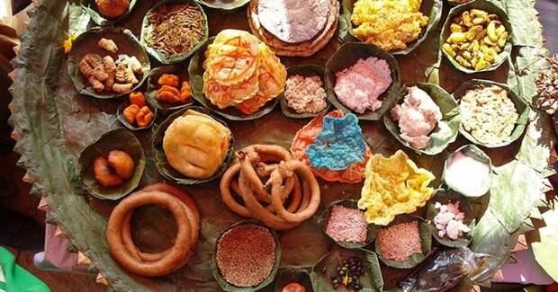 Непальская кухня.