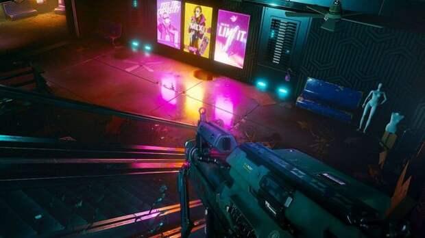 Cyberpunk 2077 новыми возможностями шокировал фанатов