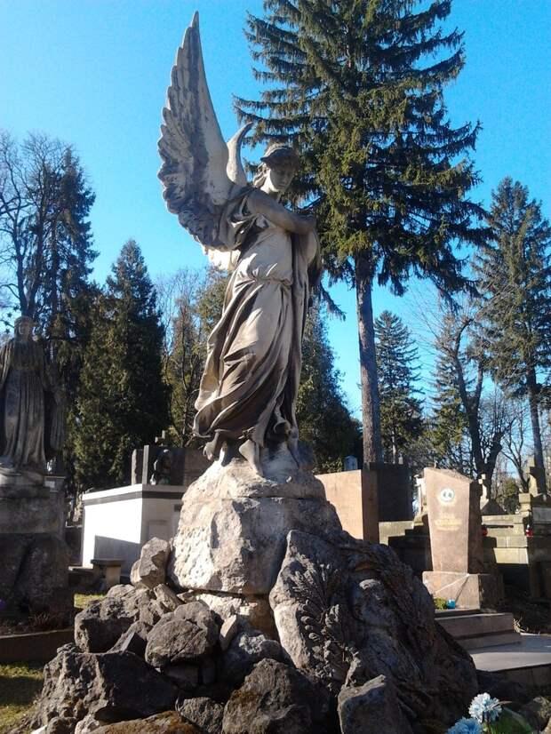 Лычаковское кладбище во Львове