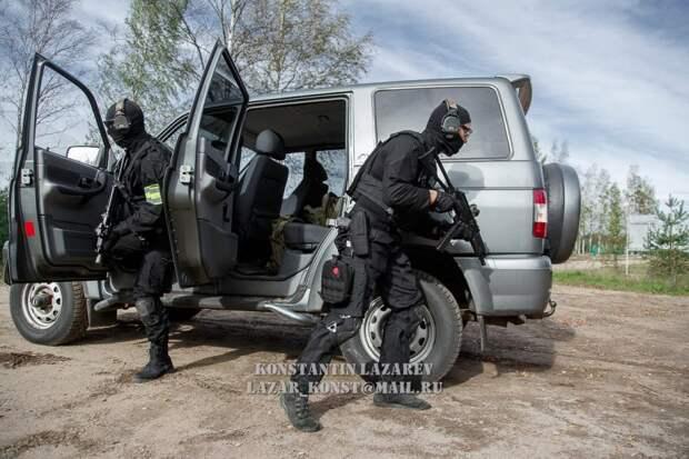Спецназ - «Городской штурм»