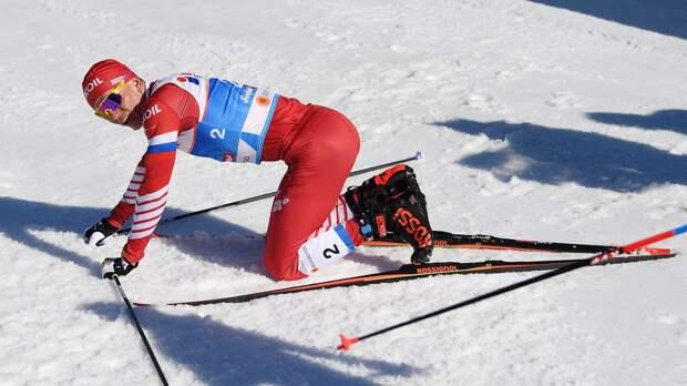 Большунов простудился перед стартом чемпионата мира в Оберстдорфе
