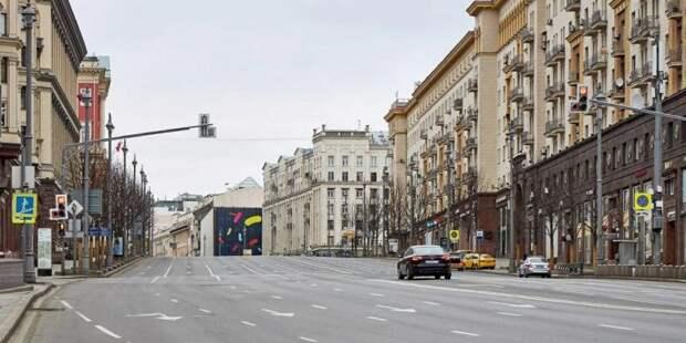 Врачи призывают всех остаться на майские праздники дома. Фото6 mos.ru