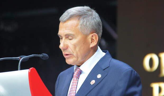 Минниханов обратился корганизаторам майских праздников вТатарстане