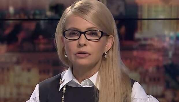 Агент Путина Тимошенко зовет на новый майдан