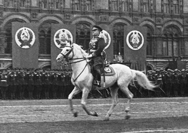 Парад Победы на Красной площади в Москве. Фото: Mil.ru