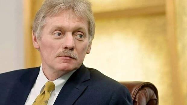 Песков прокомментировал подготовку к встречи Путина и Байдена