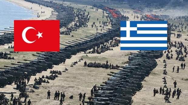 Два члена альянса НАТО – на грани военного столкновения