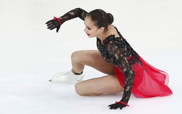 Аделина Сотникова прокомментировала включение Алины Загитовой всостав сборной России