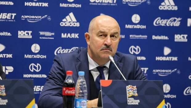 Черчесов объяснил, как подбирались игроки сборной России на Евро-2020