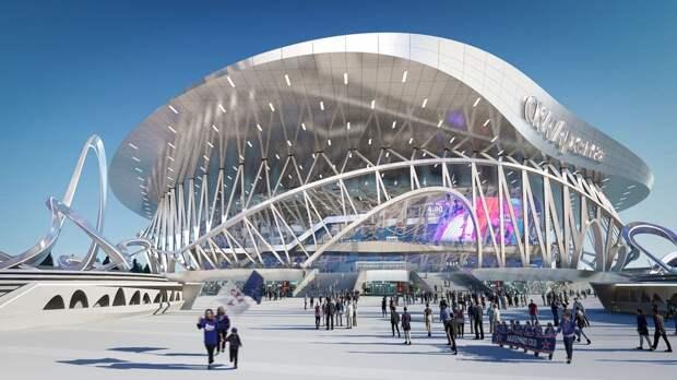 В конкурсе на фасад новой арены СКА победили австрийцы: фото