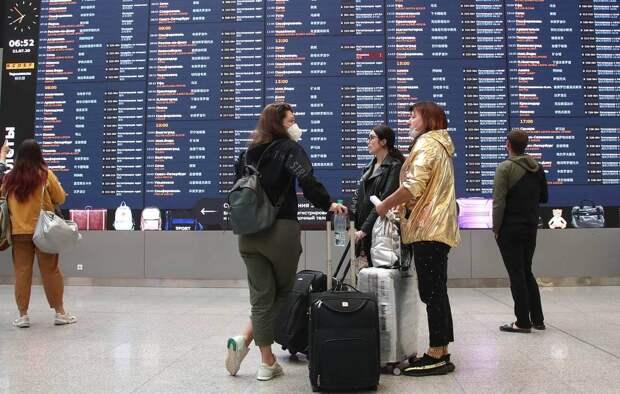 Регулярное авиасообщение между Россией и популярными курортами Египта должно возобновиться в июле