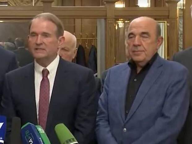 Пророссийская партия Медведчука стала пользоваться меньшей популярностью у украинских избирателей