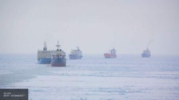 Дандыкин озвучил причины, почему Запад  пытается забрать Северный морской путь у России