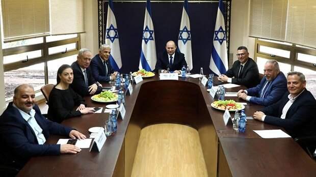 Россия продолжит сотрудничество с новым правительством Израиля