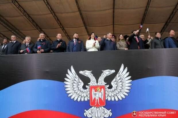 Владимир Константинов: Крымчане и жители Донбасса неразрывно связаны общей историей