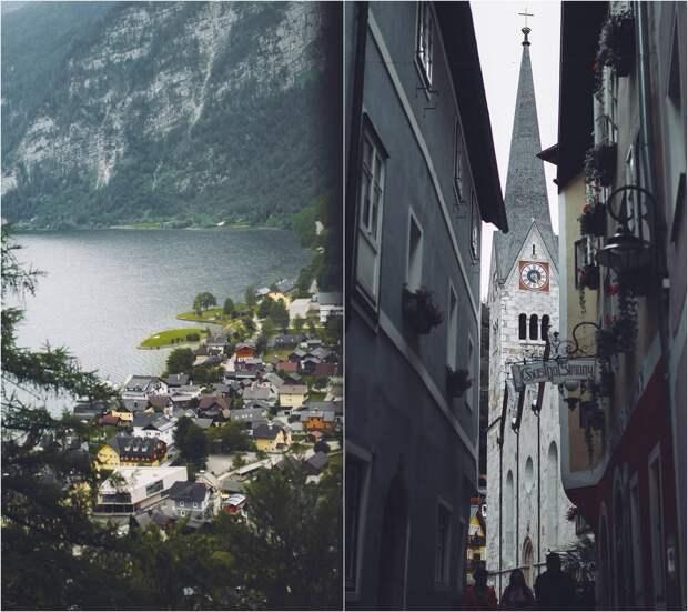 Фотопрогулка по Австрии