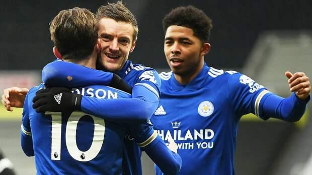 «Челси» — «Лестер» — 0:1. Видеообзор финала Кубка Англии