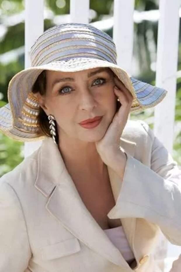 Германская актриса Кристине Кауфманн