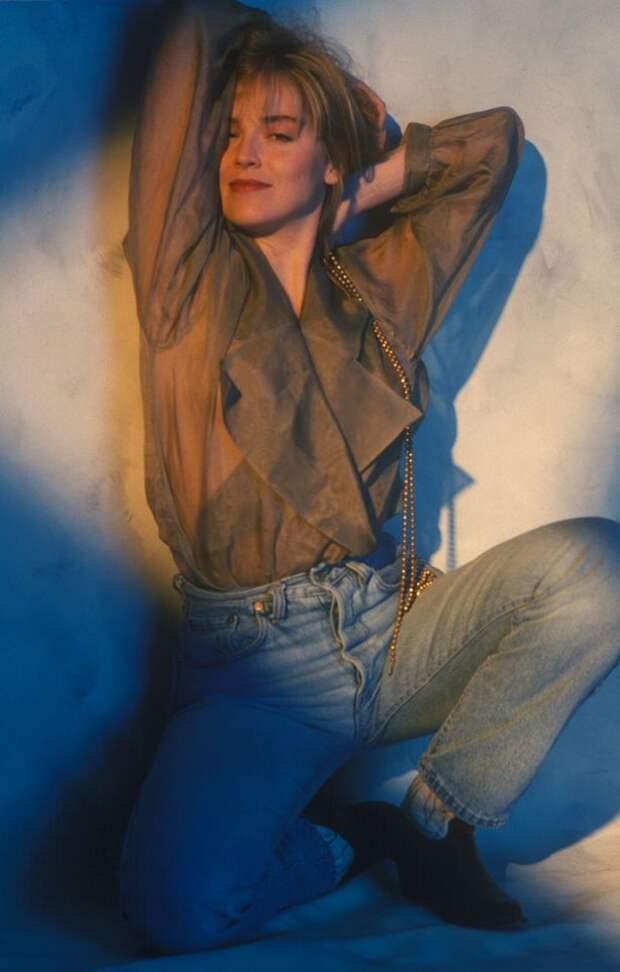 Секс-символы 90-ых. Шэрон Стоун.