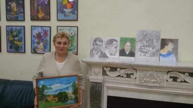 Пенсионерка из Алтуфьева реализует все свои таланты в проекте «Московское долголетие»