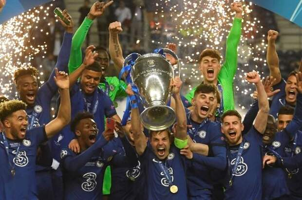 «Челси» обыграл «Манчестер Сити» и стал победителем Лиги чемпионов