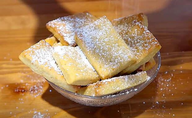 Апельсиновые печенья для экономных: на большую миску выпечки нужен всего один апельсин