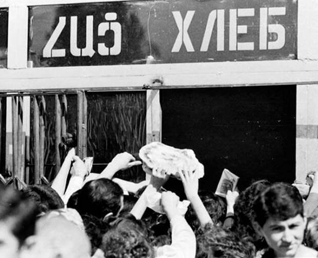 Темные годы: Армения в начале 90-х
