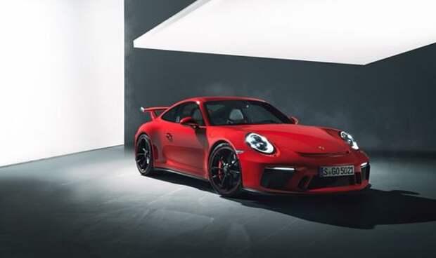 Вернуть механику: сюрпризы обновленного Porsche 911 GT3