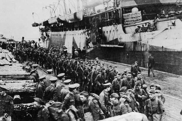 Единственное в истории вторжение американцев в Россию (ФОТО)