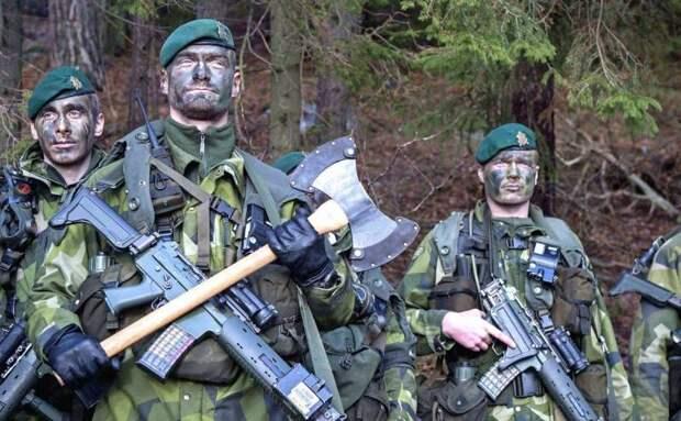 Шведские генералы пообещали создать России «проблемы»