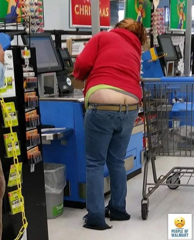Странные посетители американских супермаркетов People Of Walmart, америка, люди, магазин, мода, одежда, чудики