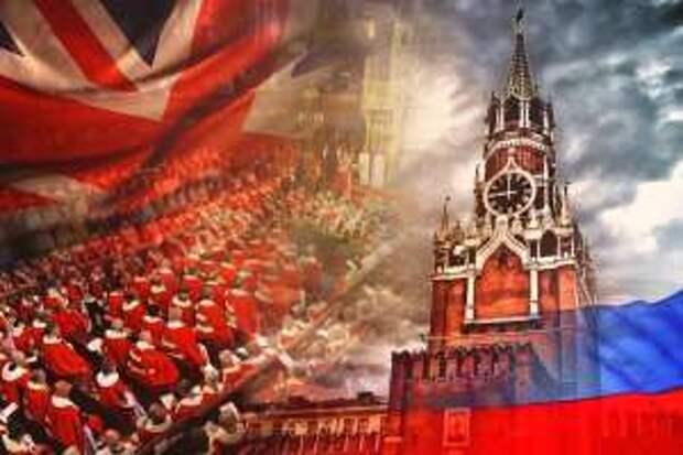 Великобритания вздумала начать с Россией «экономическую войну»