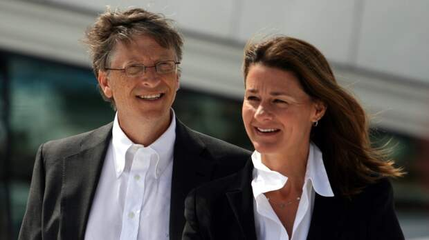 Билл Гейтс начал делить имущество с супругой, уже лишившись 1,8 млрд долларов