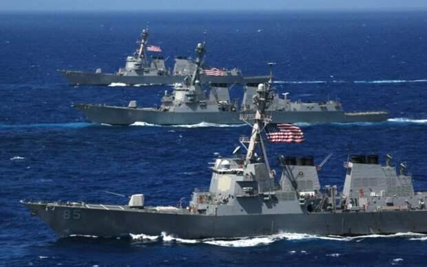 Байден урезал трамповские планы по развитию военного флота США
