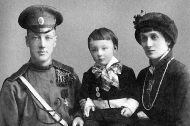венчание Николая Гумилева с Анной Ахматовой
