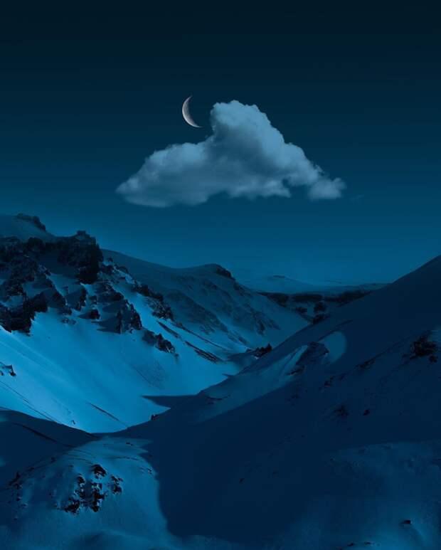 Северная красота на фотографиях Синди Рун