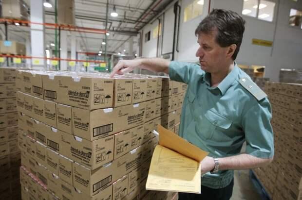 Роспотребнадзор запретил ввоз 11 тысяч тонн опасных продуктов
