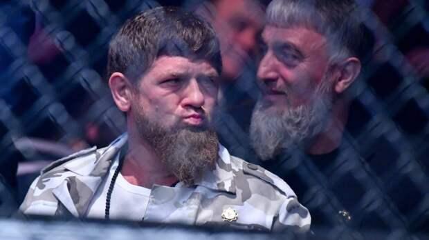 Глава Чечни считает Хабиба Нурмагомедова «проектом» UFC