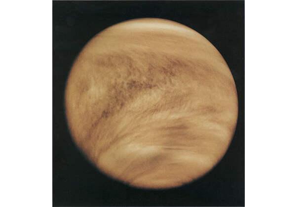 Облака на Венере