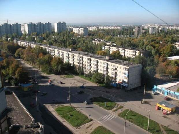 Скандальному проспекту в Харькове вернули имя маршала Жукова