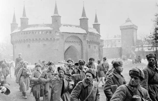 Освобождение Польши: человек, спасший Краков