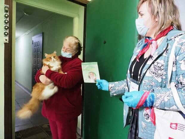 Соцработник из Бегового поделилась наблюдениями о проведении вакцинации