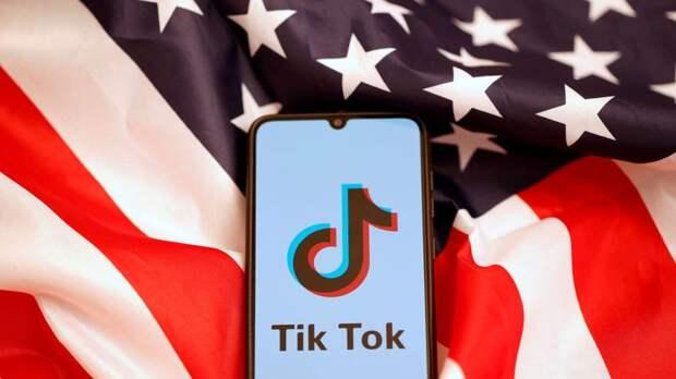 В TikTok заявили, что не намерены прекращать работу в США