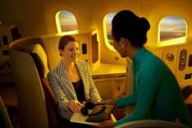 Vietnam Airlines предлагает повысить класс обслуживания