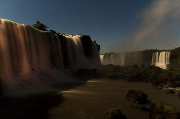 Водопады Игуасу (Аргентина, Бразилия) аргентина, бразилия, водопады