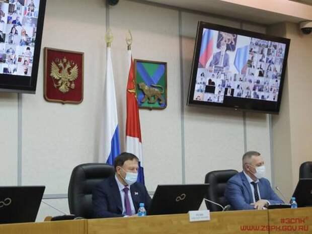 В Приморье обсудили ход реализации «мусорной» реформы